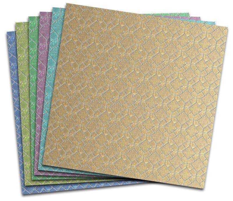 Rosette Flooring ilustração do vetor