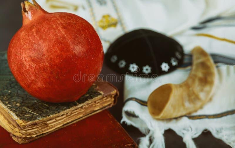 Rosh-hashanah j?disches Neujahrsfeiertagkonzept stockbilder