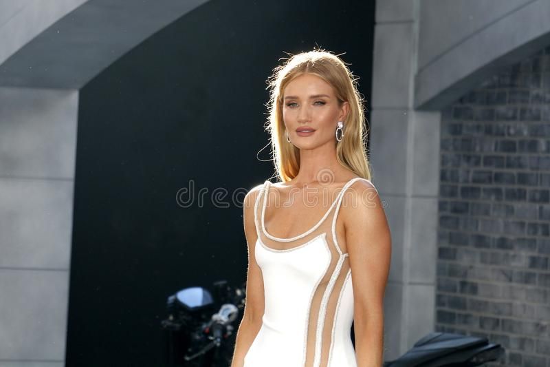 Rosie Huntington-Whiteley photographie stock libre de droits