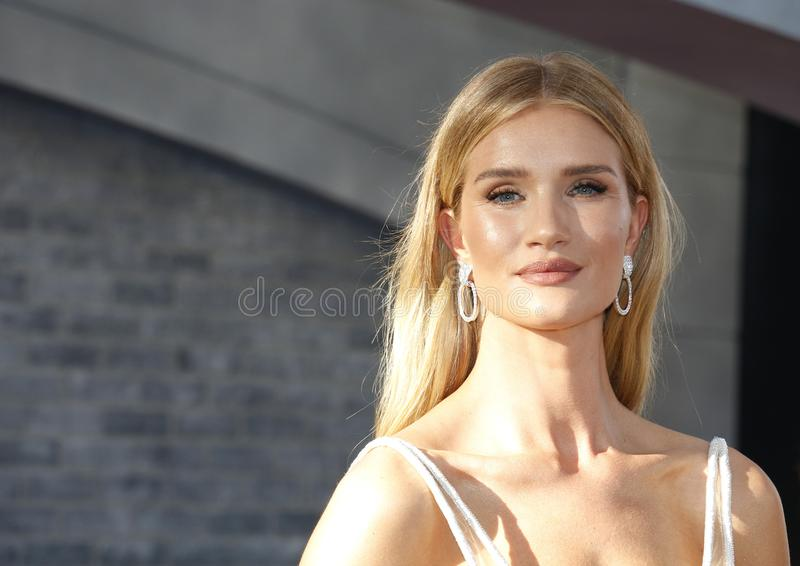 Rosie Huntington-Whiteley image stock