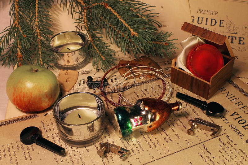 Download Rosin and candles stock photo. Image of tree, holiday - 26555904