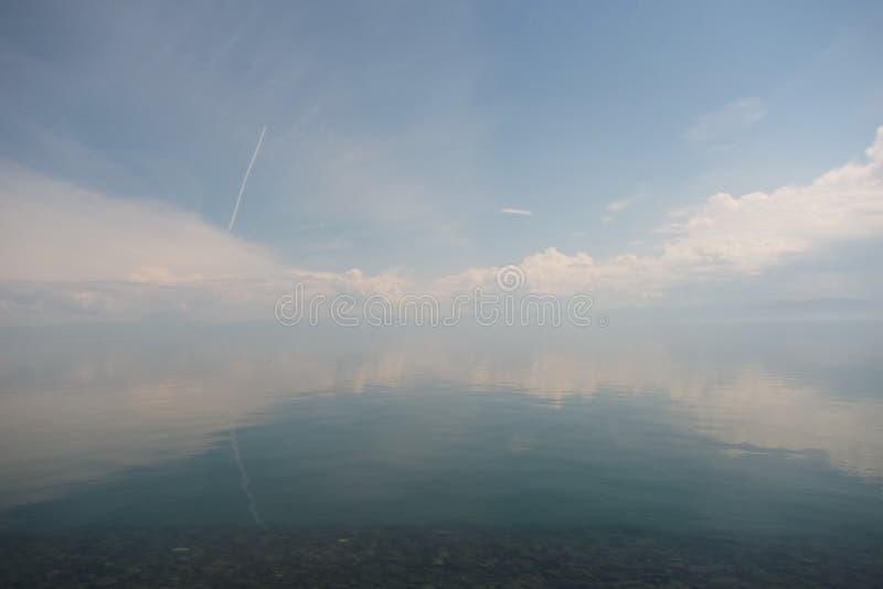 Rosja jezioro Baikal obraz royalty free