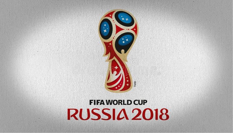 Rosja loga 2018 flaga