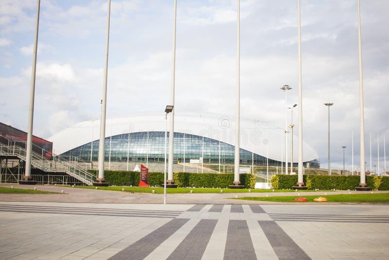 Rosja Olimpijski park Sochi zdjęcie stock