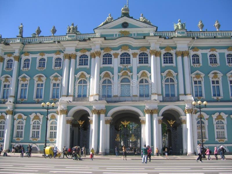 Rosja pałac kwadrat 06/29/2019 ermita? pa?ac kr?lewski zdjęcie royalty free