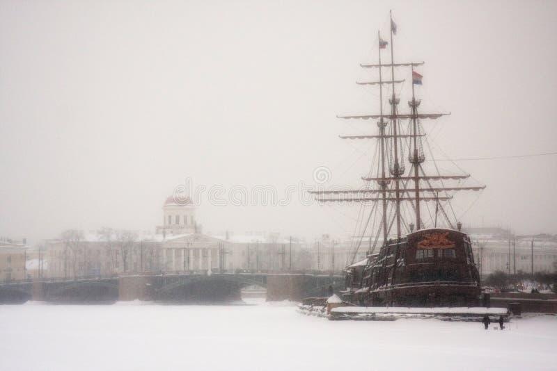 rosji zima zdjęcia royalty free