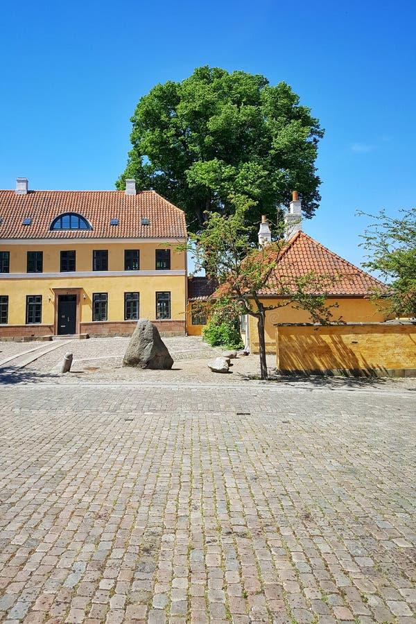Roskilde, Dänemark lizenzfreies stockfoto