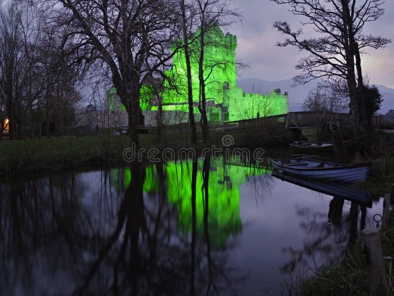 Ross Castle fotografia de stock royalty free