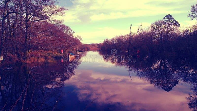 Ross Castle, Muckross, Killarney, comté Kerry, Irlande photo libre de droits