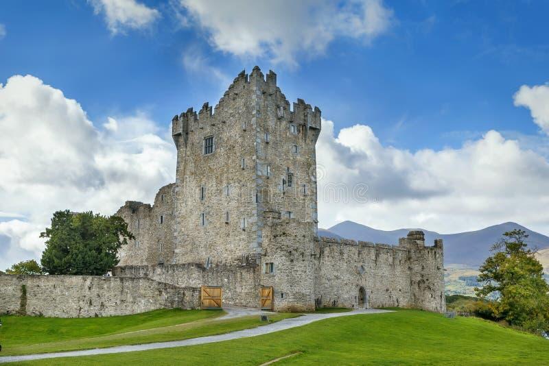 Ross kasztel, Irlandia obraz stock