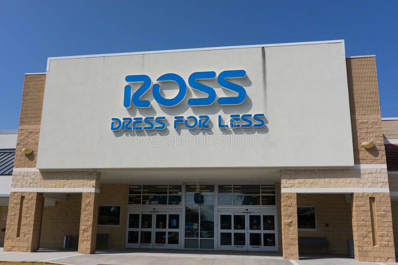 Ross Store in Jacksonville royalty free stock photo