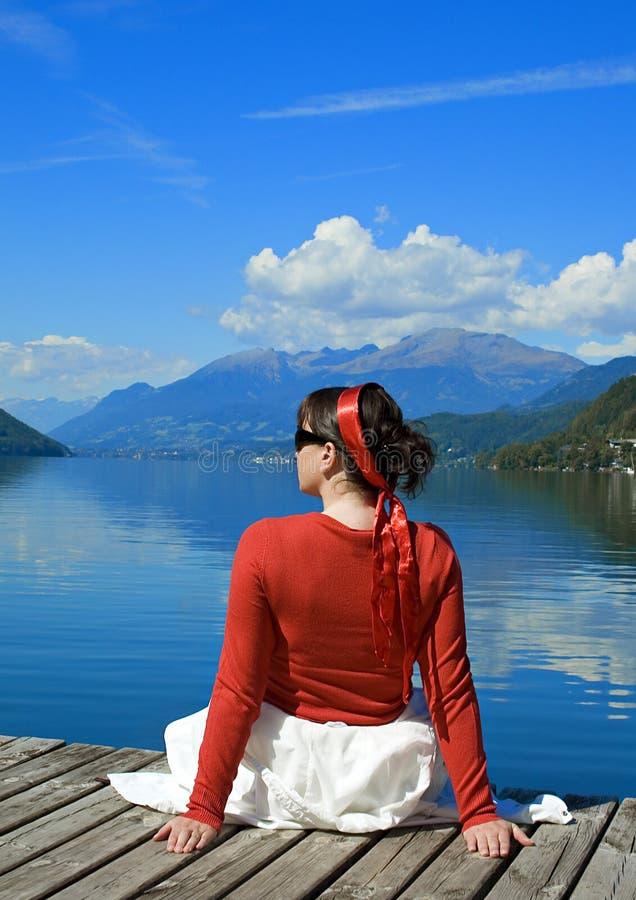 rossa för 3 lake royaltyfri fotografi