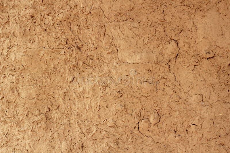 Rosso del gesso di Exture, vecchia carta da parati grigia di pietra concreta senza cuciture marrone del fondo immagini stock libere da diritti