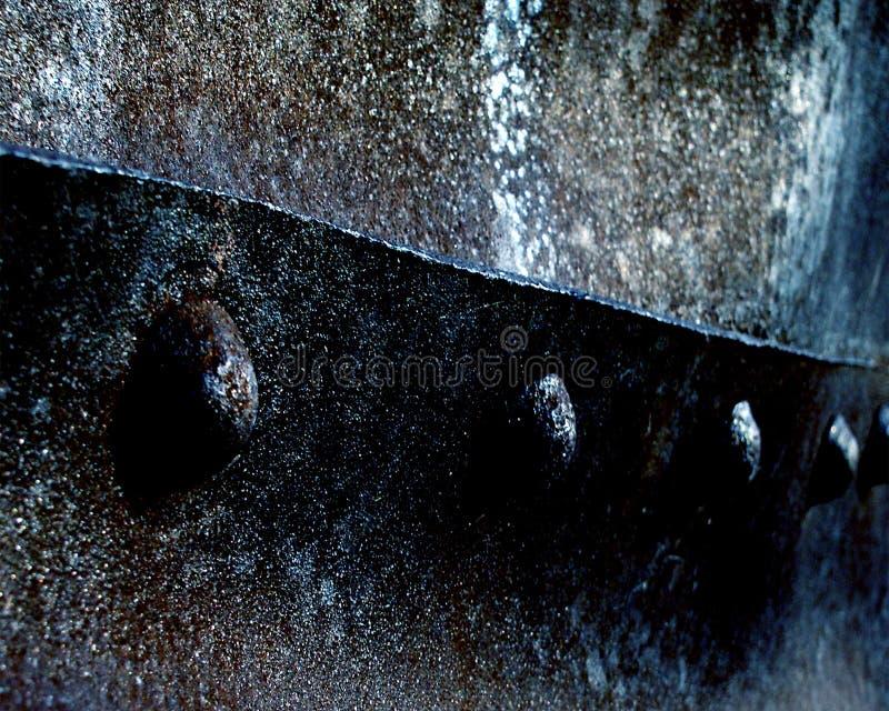 Download Rostämne fotografering för bildbyråer. Bild av rivets, stål - 41771