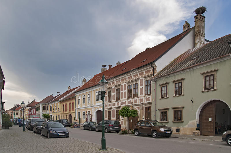 Rost, Österreich stockbild