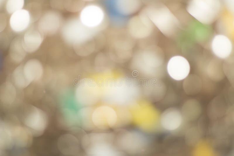 Rost Bokeh royaltyfria foton