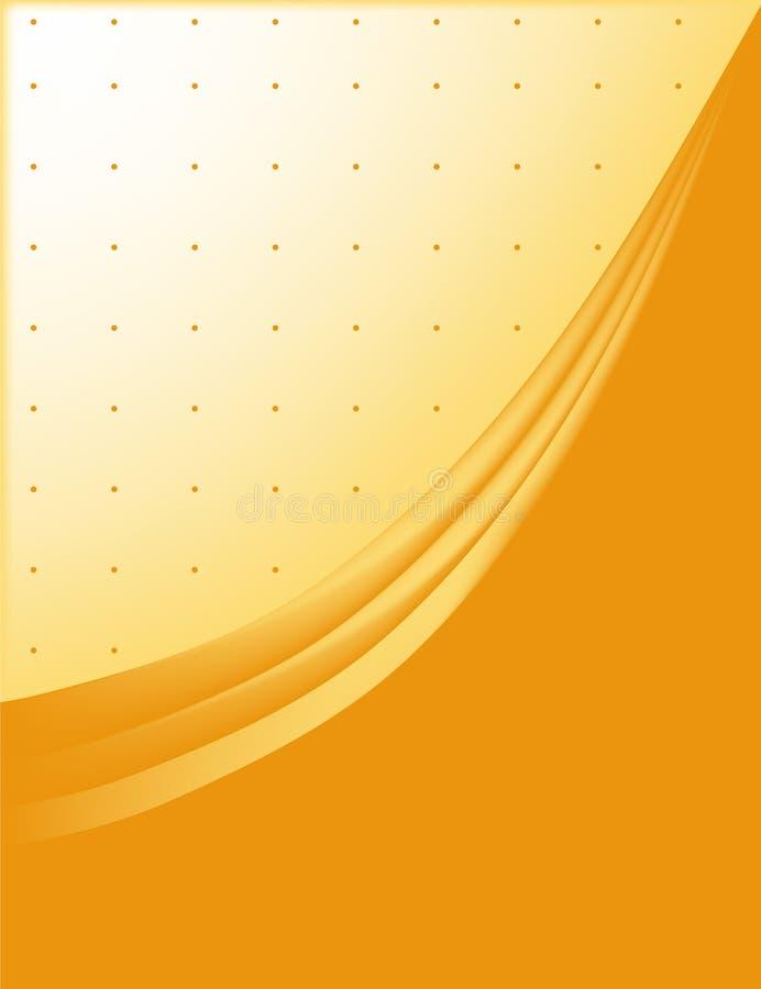 Rost-Hintergrund stock abbildung