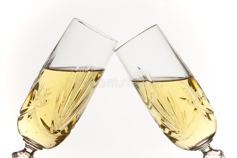 Download Rosta För Champagneexponeringsglas Fotografering för Bildbyråer - Bild av enkelt, exponeringsglas: 27286527