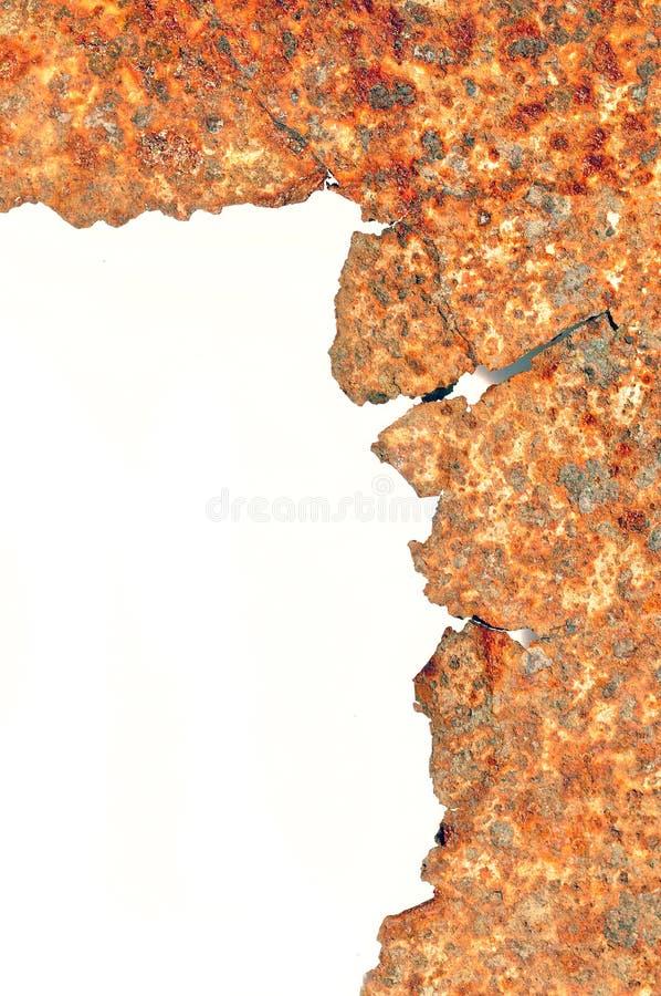 Download Rostad textur fotografering för bildbyråer. Bild av rostigt - 27280529