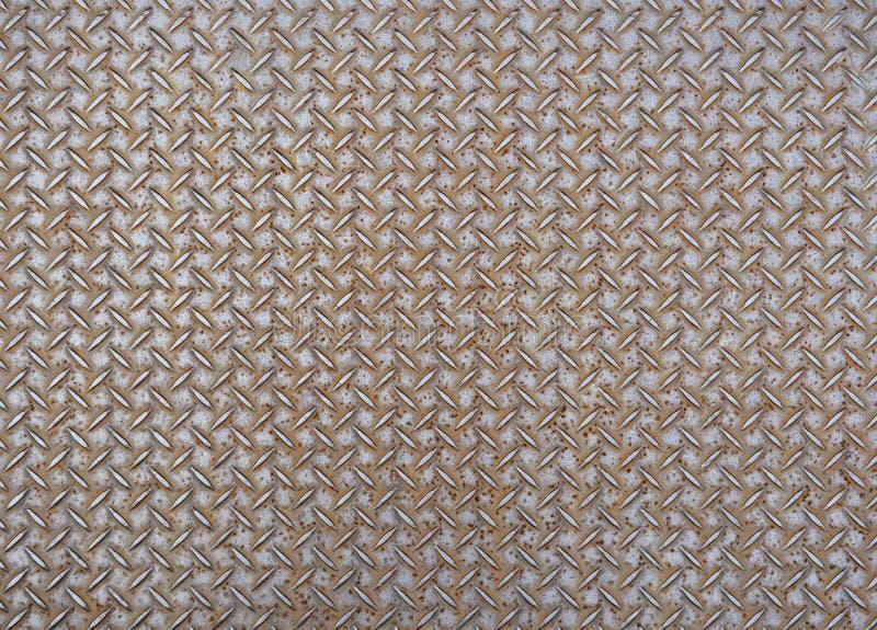 Rostat stålark royaltyfri fotografi