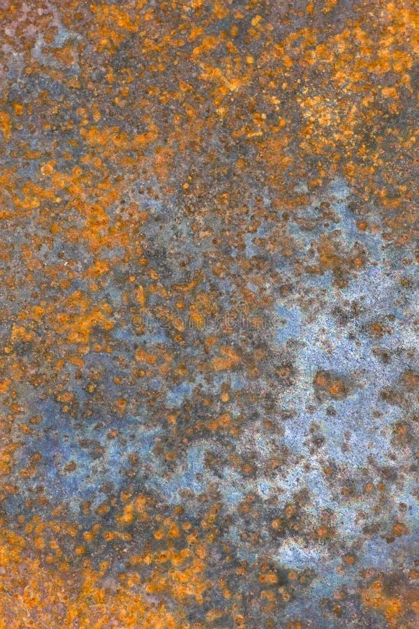 Rostbeschaffenheitshintergrund lizenzfreies stockbild