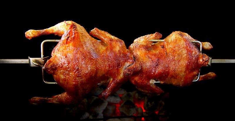 Rosted鸡