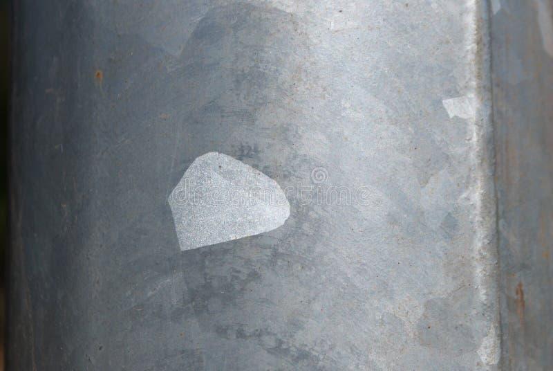 Rostfritt ståltextur  fotografering för bildbyråer