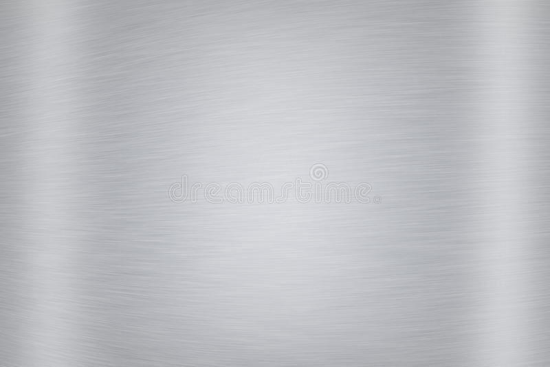 Rostfritt ståltextur royaltyfria bilder