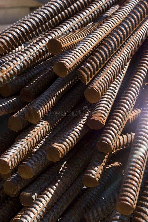 rostig metal3 arkivfoto