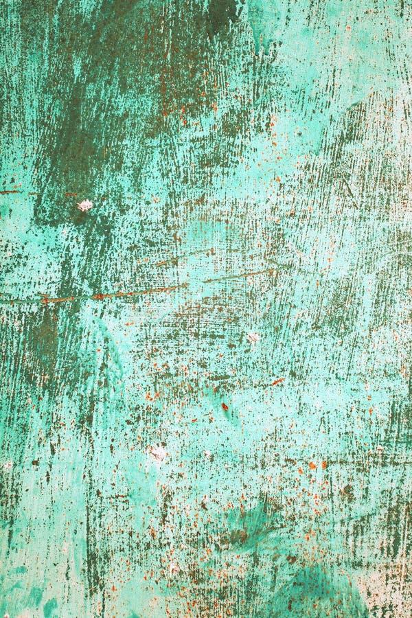 Rostig metall texturerad bakgrund arkivbild