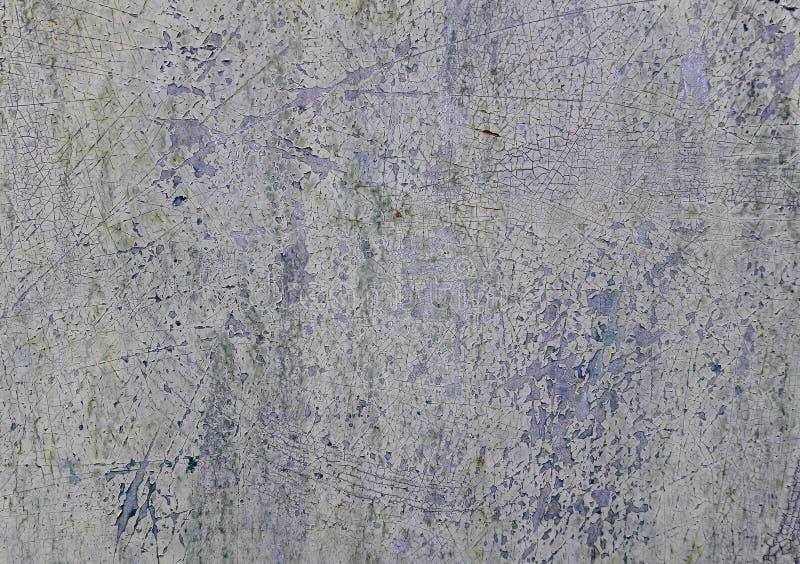 Rostiger Fleck auf der Metallplatte Hintergrundbeschaffenheits-Rostmetall lizenzfreie stockfotos