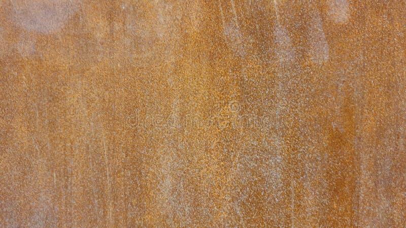 Rostiger Metallhintergrund stockfotografie