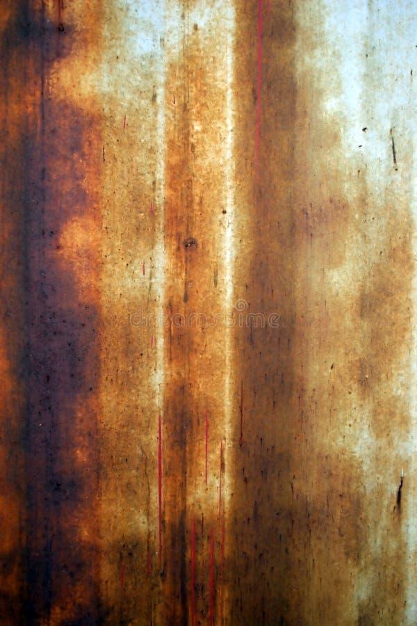 Rostiges Eisen stockfoto