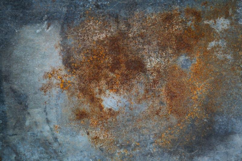 Rostiges Metall stockbild