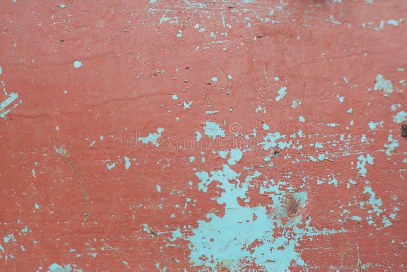 Rostigt metallark, gammalt bruk för grungemetalltextur för bakgrund, industriell textur för abstrakt bakgrund J?rnyttersidarost arkivfoton