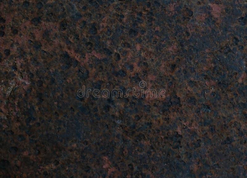 Rostmetallbeschaffenheitshintergrund stockbild