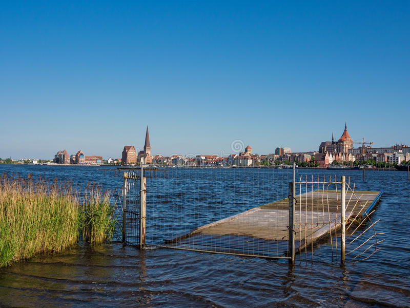 Rostock foto de archivo