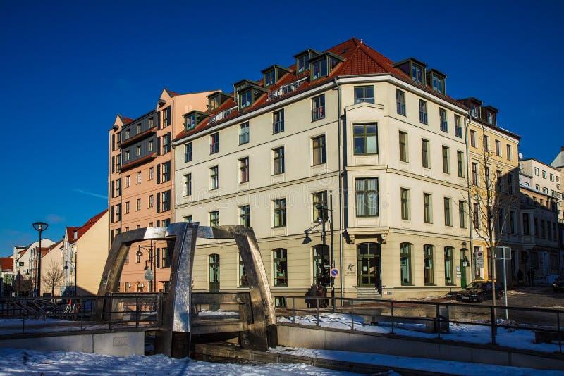 Download Rostock stock photo. Image of sunshiny, germany, winter - 27914226