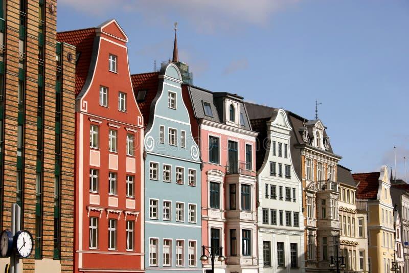 Rostock, Duitsland royalty-vrije stock afbeelding