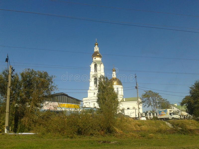 Rostov On Don royaltyfria bilder