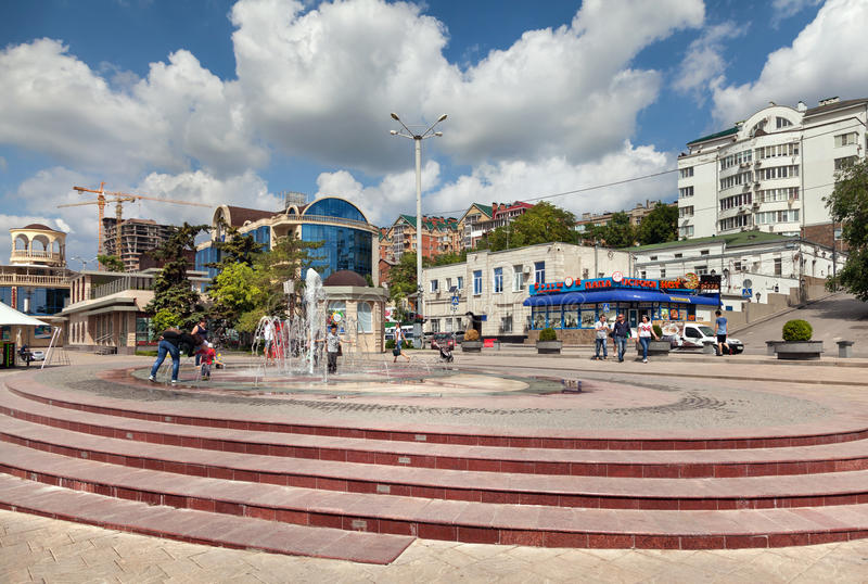 Rostov-on-Don, Russia royalty free stock photos