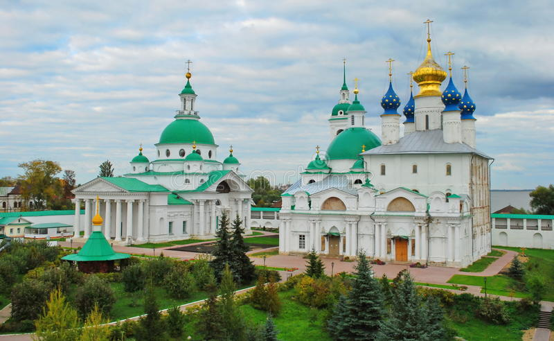 Download Rostov The Great. Holy Yakovlevsky Monastery Stock Photo - Image of cathedral, religion: 28392366