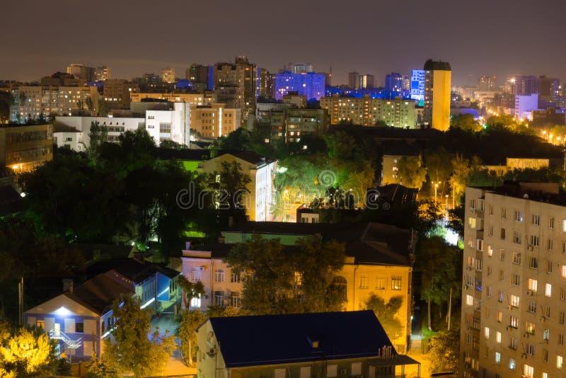 Rostov-op-trek aan royalty-vrije stock fotografie