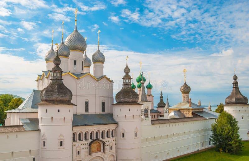 Rostov Veliky fotografía de archivo