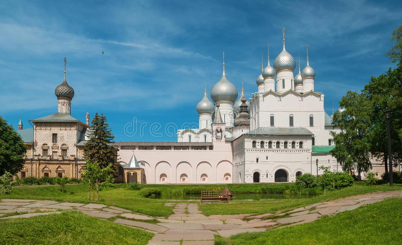 Rostov Veliky fotos de archivo
