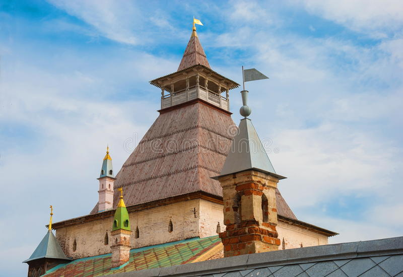 Rostov Veliky imagen de archivo libre de regalías