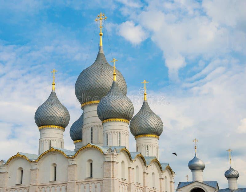 Rostov Veliky fotografía de archivo libre de regalías