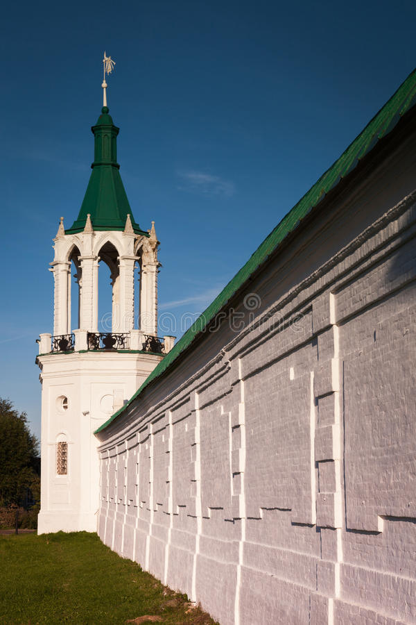 Rostov Veliky Monasterio de Spasso-Yakovlevsky imagen de archivo