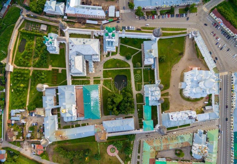 Rostow der große Kreml stockfotografie
