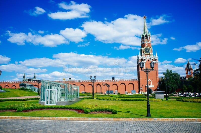 Rosyjski kraj ojczysty - Kremlin 4 obrazy stock